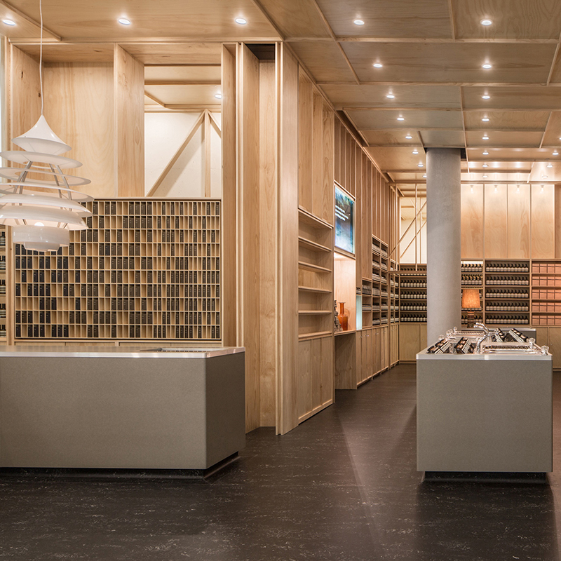 Retail Winner: mlkk studio - Aesop Bondi Junction Signature Store, Sydney, Australia