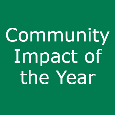 Community Impact of the Year