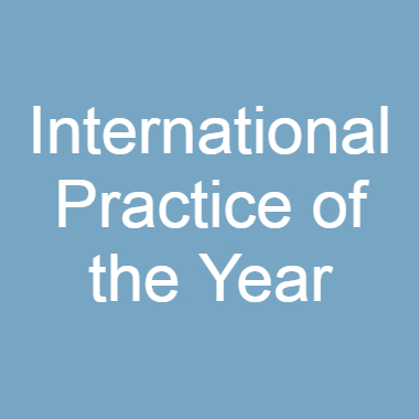 International Practice of the Year