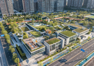 Vanke Liuxiandong Design Community - A4+B2 Plot Design