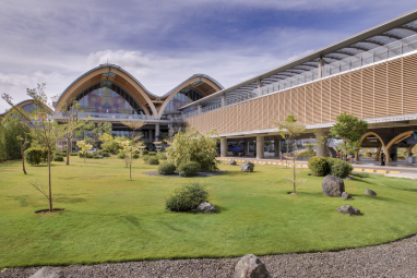 MACTAN CEBU INTERNATIONAL AIRPORT TERMINAL 2