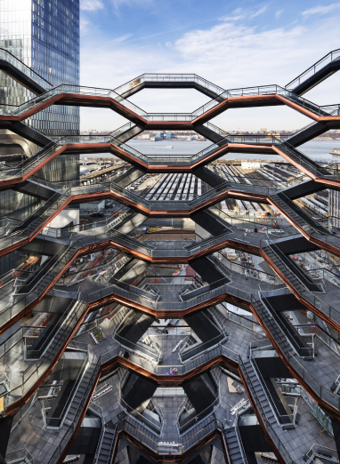 Vessel, Heatherwick Studio
